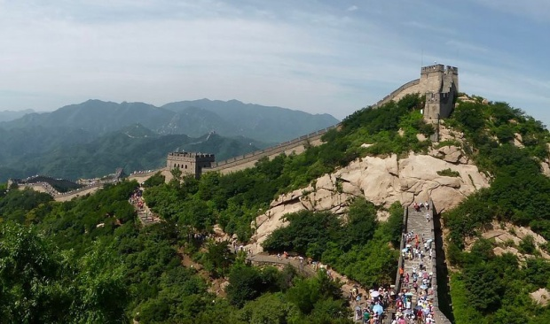 July 2017 - China 'The Great Wall'