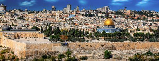 August 2017 - Jerusalem Israel