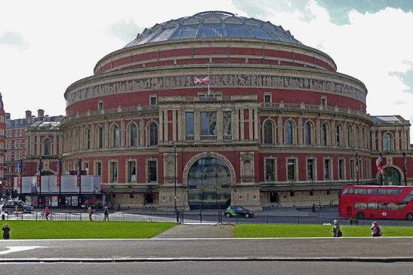 RoyalAlbert Hall - London