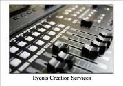 UTN Events Creation Service