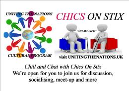Chics on Stix with UTN